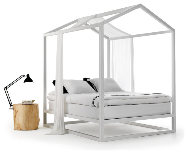 Casetta In Canada Four Poster Bed Contemporary Canopy
