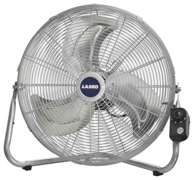 Hampton Bay High Velocity Fan : Lasko max performance high velocity floor or wall mount fan