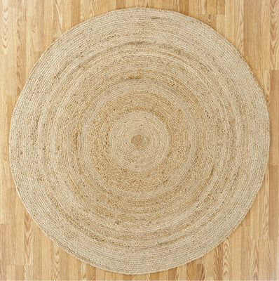 contemporaryrugs, 5 ft circle rugs, 5 ft round blue rug, 5 ft round braided rugs