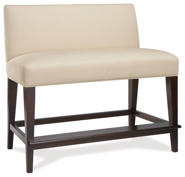 Layla Grayce Mission Dual Seat Counter Bench Traditional