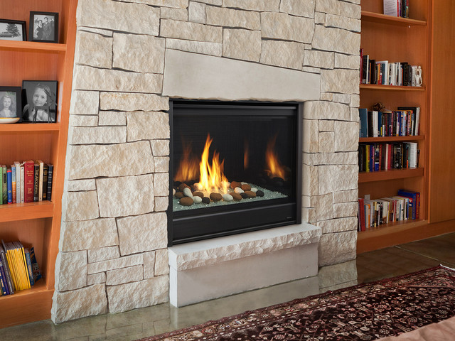 Heatilator Caliber Modern Gas Fireplace Series Modern