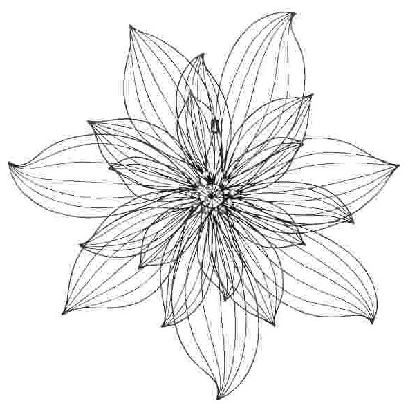 Wall Art Ideas Best Asrtist Artwork Wire Flowers