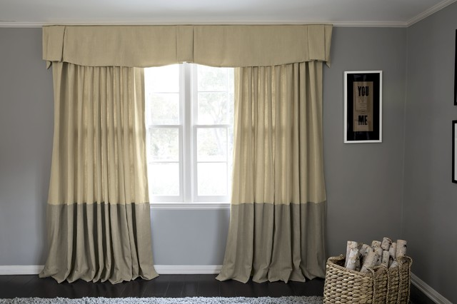 Smith and noble x pleat drapery traditional curtains for Smith and noble shades