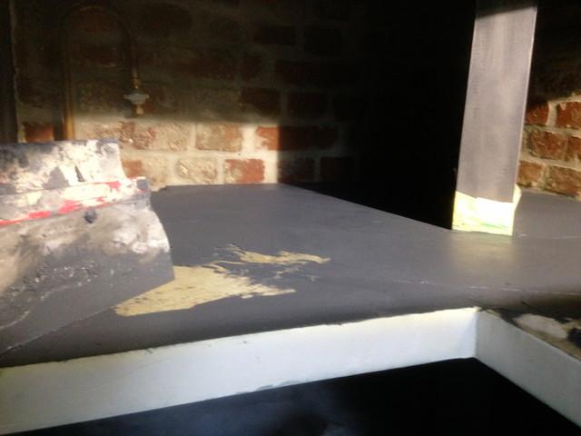 beton cire en vrac sols escaliers bureau. Black Bedroom Furniture Sets. Home Design Ideas