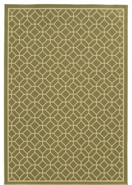 Oriental Weavers Riviera 7 10 X 10 10 Indoor Outdoor Rug