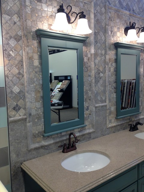 Kitchen Bath Traditional Bathroom Mirrors St Louis By Prosource Wholesale