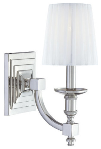 Metropolitan N2641 Metropolitan 1 Light Candle-Style Wall Sconce - Traditional - Wall Sconces ...