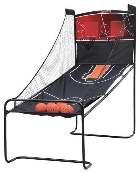 Harvard Deluxe Double Shootout Basketball Arcade Game - Contemporary - Furniture - by ...