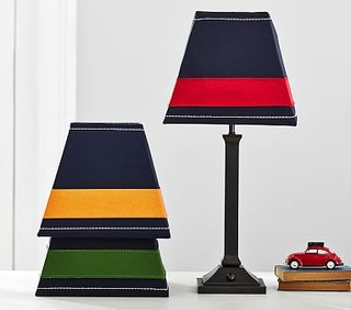 rugby stripe lamp