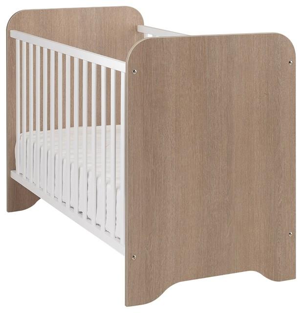 metis lit b b barreaux contemporain lit b b par alin a mobilier d co. Black Bedroom Furniture Sets. Home Design Ideas