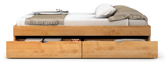 bett optimus bauhaus look betten mit bettkasten. Black Bedroom Furniture Sets. Home Design Ideas
