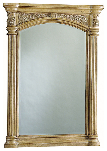 Brilliant Amelyn Bathroom Mirror  Traditional  Bathroom Mirrors  By Burroughs