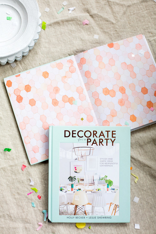 Decorate For A Party Book