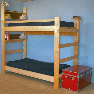 heavy weight capacity bunk beds 1