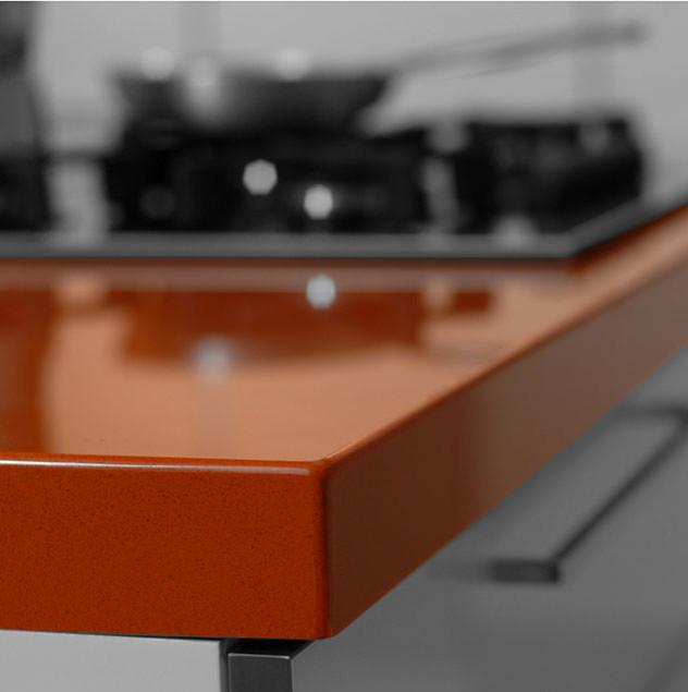 Just kitchen moderno piani da cucina altro di - Piani cucina materiali ...