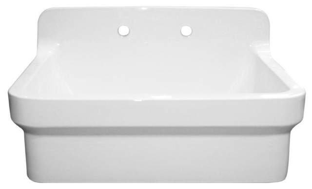 Apron Front Bathroom Sink : All Products / Bath / Bathroom Sinks