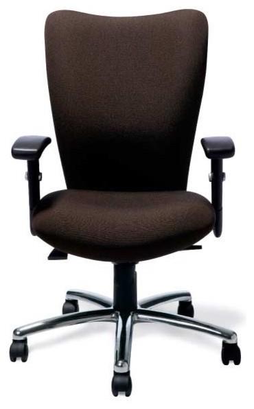 Rebound high back task chair by highmark ergo modern office chairs - Ergo kids task chair ...