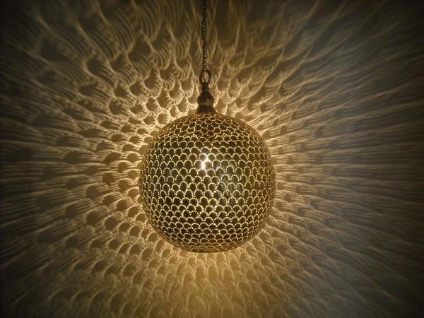 Moroccan Wall Lamp Shades : Moroccan style shades Lamp - Mediterranean - Lamp Shades - by E Kenoz
