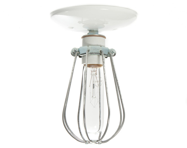 Wire Cage Light Modern Ceiling Lighting San