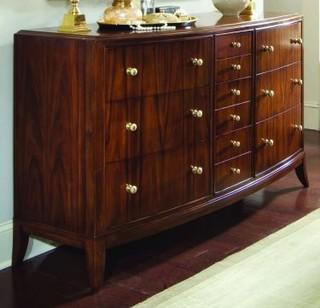 American drew 591 130 drawer dresser bob mackie home for American drew bob mackie bedroom furniture