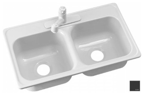 Kitchen Sink Manufactured Mobile Home Acrylic 9 Deep