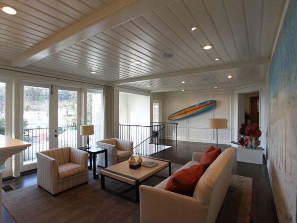 Ocean way transitional los angeles by david brian for David sanders home designs