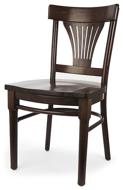 Emerald Beechwood Side Chairs (Set of 2) - Contemporary - Dining Chairs - by Overstock.com