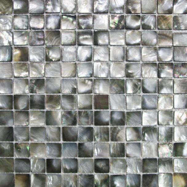 Seashell backsplash tile