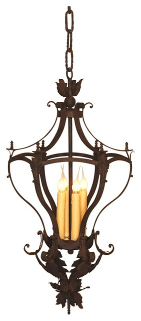 Traditional Foyer Chandeliers : Laura lee alexis light foyer chandelier traditional