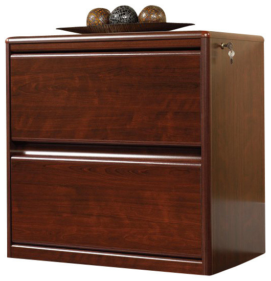 wooden 2 drawer lateral file cabinets 2