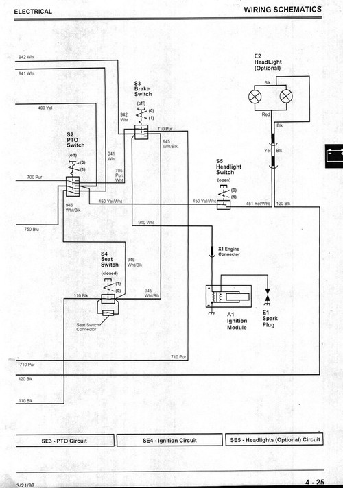 wiring diagram for john deere stx46 wiring wiring diaram. Black Bedroom Furniture Sets. Home Design Ideas