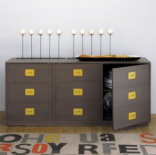 Archive Credenza CB2 - Contemporary - Buffets And Sideboards - by CB2
