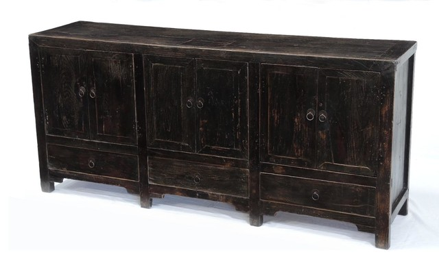 Asian sideboards born professional