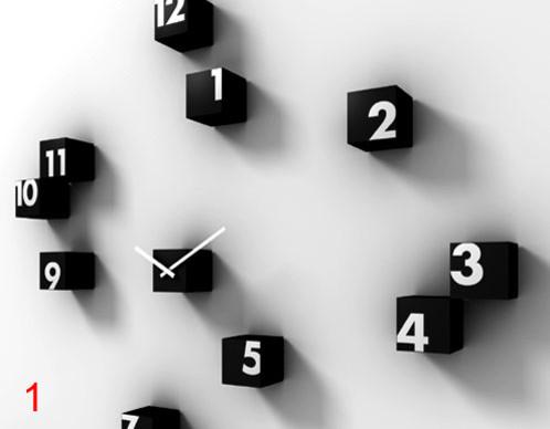 Clocks new york by italian modern furniture amp mid century design