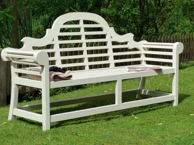 Awesome Painted Benches Outdoor Part - 8: Cool 27 Painted Benches Outdoor Inspiration