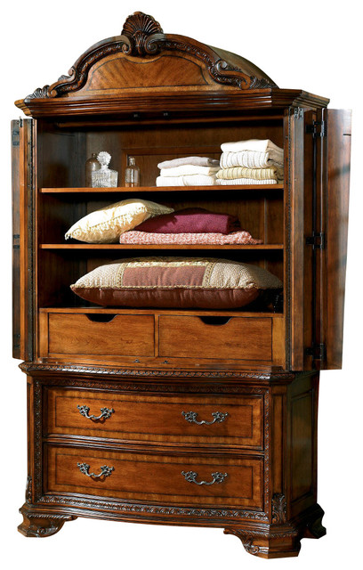 A R T Furniture Old World Armoire Victorian Armoires