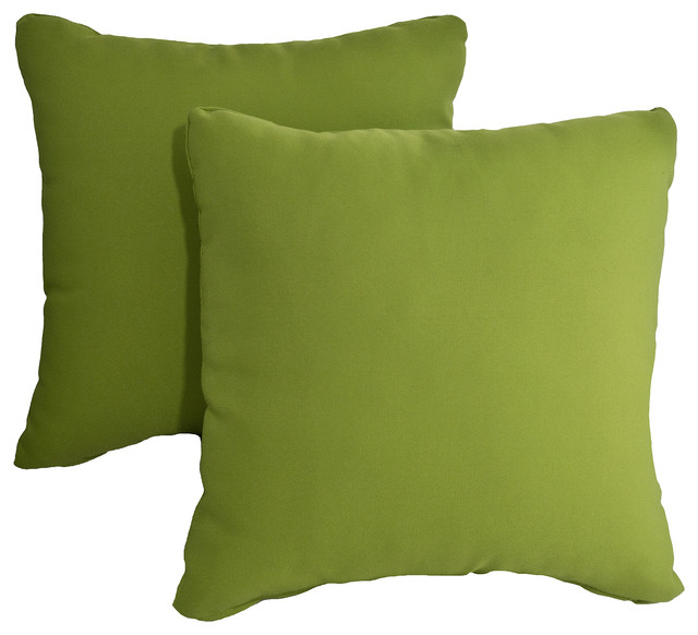 outdoor patio accent pillows lime green contemporary. Black Bedroom Furniture Sets. Home Design Ideas