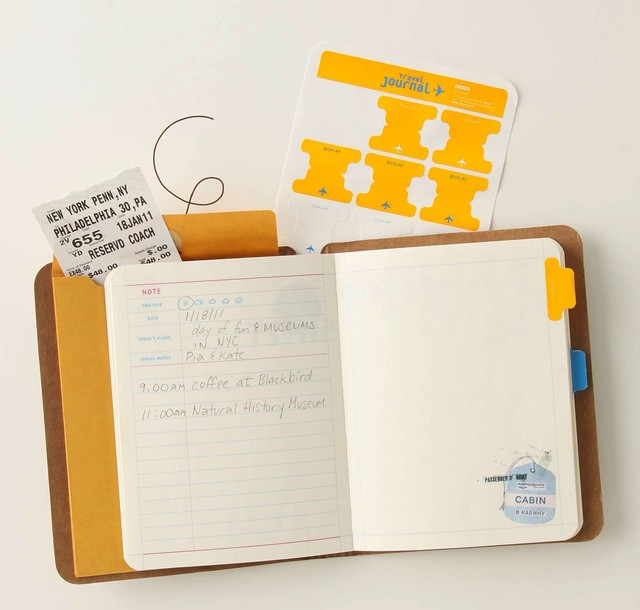 Travel Journal Eclectic Books By Anthropologie
