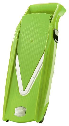 Borner - VPower Mandoline - Green - Traditional - Mandolines - by Chef's Arsenal
