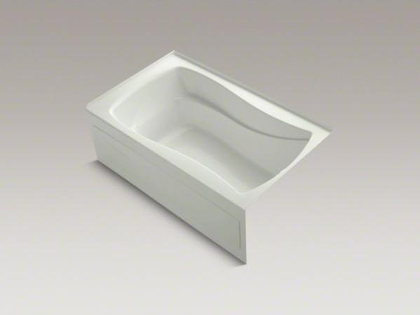 "KOHLER Mariposa(R) 60"" x 36"" alcove VibrAcoustic(R) bath ..."