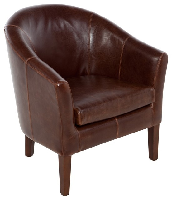 Karlos Tub Chair Traditional Armchairs & Accent Chairs