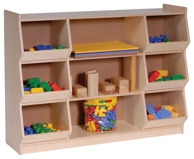 Steffywood Home School Classroom Kids Play Block Toy ...