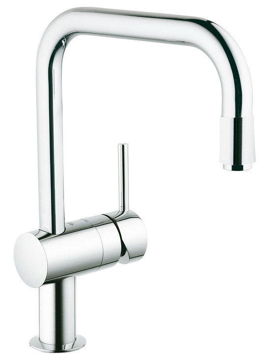 grohe minta pull down kitchen faucet the minta pull. Black Bedroom Furniture Sets. Home Design Ideas