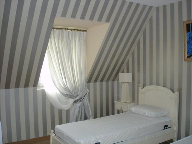 la mansarde mod le d pos rideau pour fen tre de toit made in france craftsman chambre. Black Bedroom Furniture Sets. Home Design Ideas