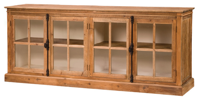 Four Hands Monaco Sideboard - Farmhouse - Buffets And Sideboards - by Seldens Furniture
