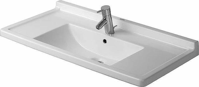 Duravit Ada Sink : Duravit 0304800000 Starck 3 Ceramic 33-1/2