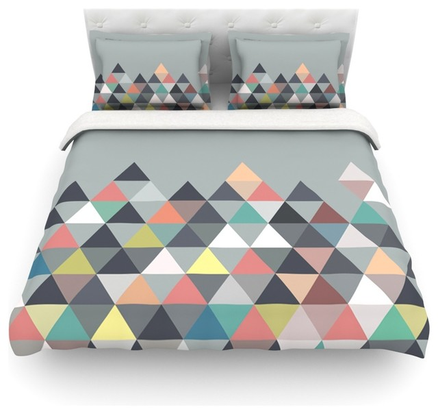 mareike boehmer nordic combination gray abstract cotton duvet cover twin 68 scandinave. Black Bedroom Furniture Sets. Home Design Ideas