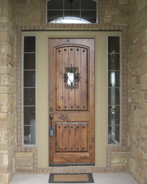 Estancia entry doors rustic front doors other metro for House entry doors sale