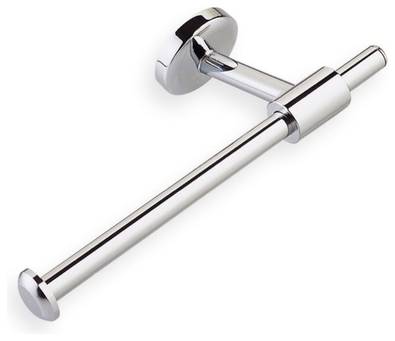 Chrome Toilet Roll Holder Contemporary Toilet Roll