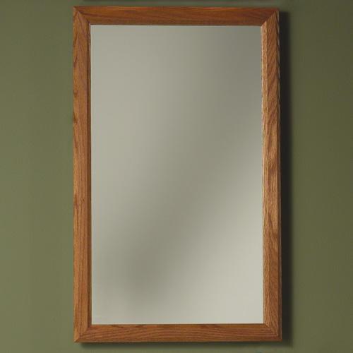 Grant Recessed Medicine Cabinet - Honey Oak - Transitional - Medicine Cabinets - by Signature ...